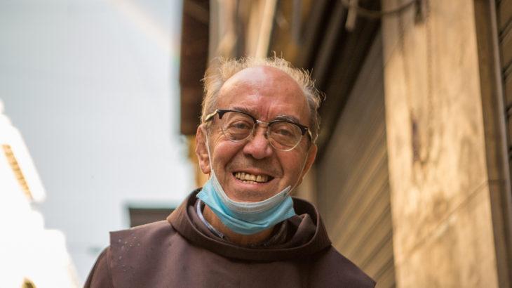 80 anni Padre Gabriele