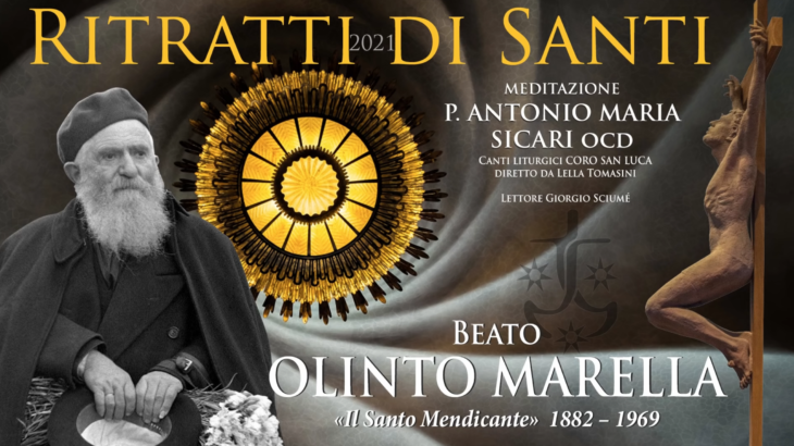 Olinto Marella «Il Santo Mendicante» (1882 – 1969)